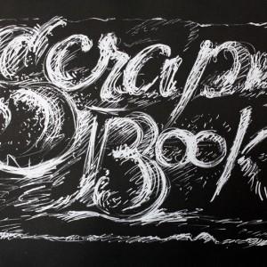 Title   Scrap Book