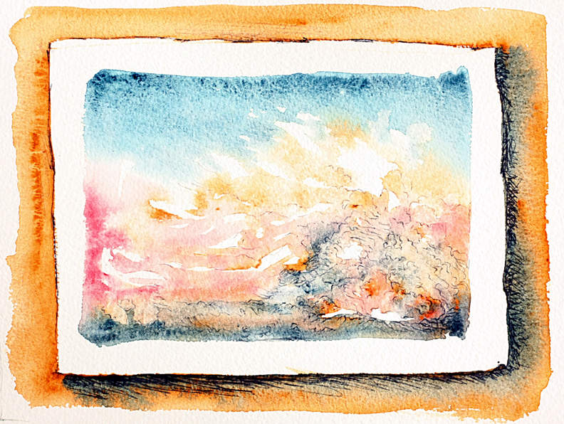 Title    A Jazz Fest  Date   Undated c. 2000s  Dimensions   14 x 10 in. (image size varies) Signature   Gallery Location   Available for viewing State   A series of 9 original pen and ink / watercolors w/cover letter Rights   © The Camblin Gallery