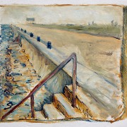 Title   Galveston Dimensions    24 X 21 in. Gallery Location   Available for viewing State   Original Rights   © The Camblin Gallery